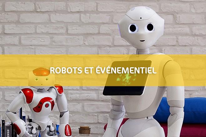 Robots et événementiel